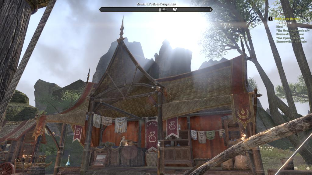 Elder Scrolls Online - Aldmeri Dominion Building