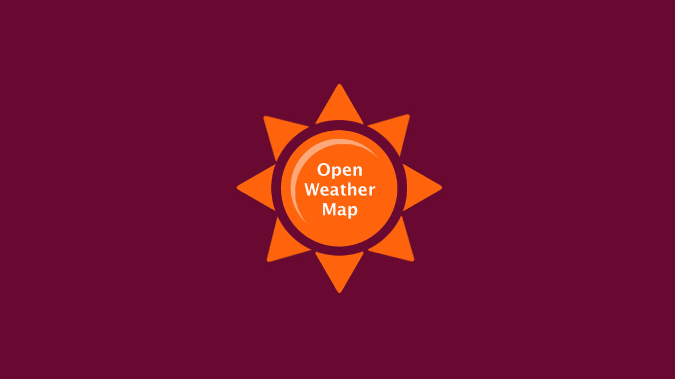 Open Weather Map API – Retrieving Weather Info